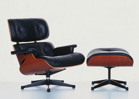 Charles Eames LOUNGE DC 630