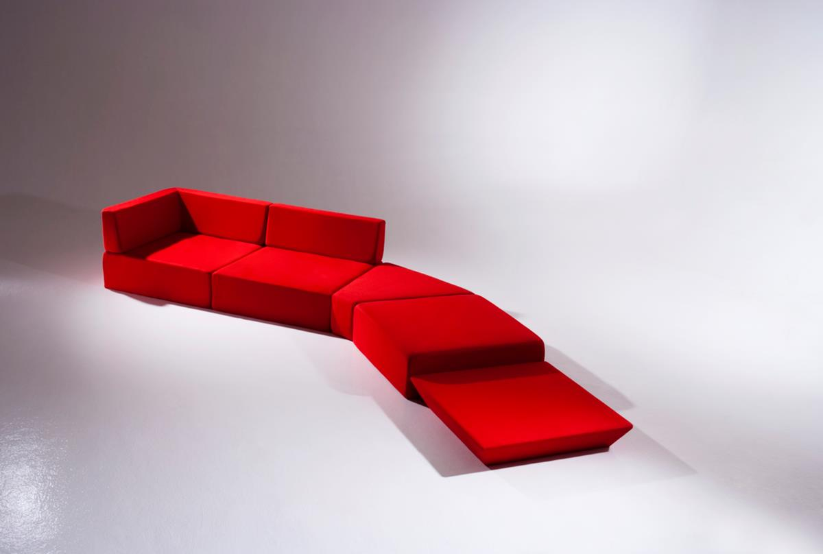 Modulos LAYER Sofa